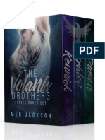 Meg Jackson - [the Volanis Brothers 01-03] - Kennick; Cristov; Damon