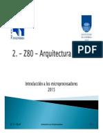 02_Z80 - Arquitectura Interna_v1