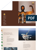 UPES Placement Brochure (Oil & Gas - Upstream 2009-10)