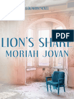 Lion's Share (A Dunham Novel) Excerpt