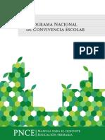 MANUAL DOCENTES DE PRIMARIA