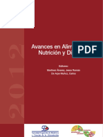 99 Avances Alimentacion, Nutricion y Dietetica (2012)
