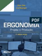 Ergonomia - Itiro Iida 2016 - Indice + Cap.1