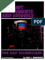 Aircraft Instruments and Avionics Max F Henderson