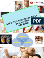 ASPECTOS GENERALES DE LA EVALUACIÓN DEL NIÑO- Homologaciòn.ppsx