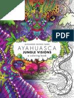 Ayahuasca Jungle Visions - Sample