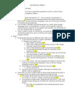 informative1 outline