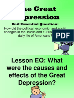the great depressionppt