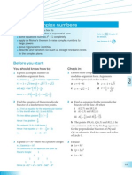 Sample chapter from Oxford A Level Mathematics for Edexcel Further Pure FP2