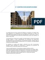 Generalidades y Construccion de Edificaciones