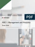 NSE1 Management and Analytics