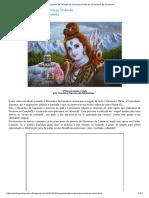 Processo de Criação Do Universo Visão Do Shivaismo Da Caxemira