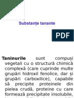 Curs Taninuri
