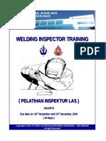 Silabus Welding Inspector 2016 New 896208 Popoji