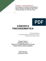 TCC Cancer e Psicossomatica