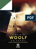 Ao Farol (Edicao Bilingue) - Virginia Woolf