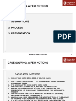 Case Solving(1)