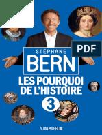Les Pourquoi de l'Histoire 3 - Bern Stephane