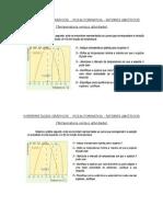 INTERPRETAÇÂO GRÁFICOS-Temperatura Versus Atividade