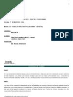 Trabajo Practico Nº 2 - Práctica Profesional - Gastón Farias