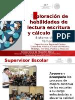 Presentación Regional Exploración SisAT -Mtra. Alejandra R. o.