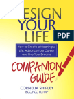 Design Your Life Companion Guide