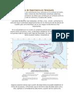 Fallas Geológicas de Importancia en Venezuela