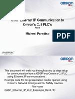 G9SP Ethernet IP CJ2 Rev1