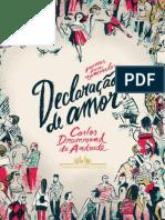Declaracao de Amor - Carlos Drummond de Andrade