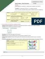 Ejercicios sobre sistemas de ecuaciones