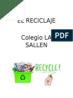 El Reciclaje1