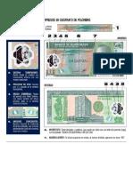Billetes y Monedas de Guate