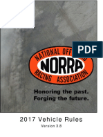 NORRA 2017 Vehicle Rules v3.8