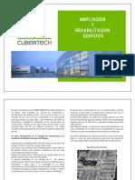 Cubertech Ampliacion y Rehabilitacion Nuevo