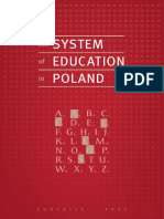 System Education Poland