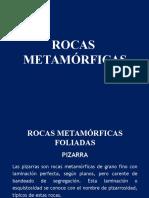 Rocas Metamórficas 2015-i
