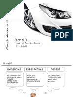Formel Q.proveedores. Seat.2010
