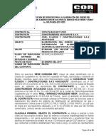 Contrato de Consultoria Gas 031 Revision Construredes Revisado Estado en Tratamiento