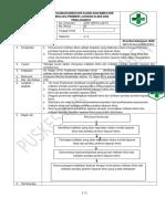 Sop Penyusunan Indikator Klinis Dan Indikator Perilaku Pemberi Layanan Klinis Dan Penilaiannya New