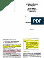 3- Méndez. Ordenación Del Territorio y El Plan (1)