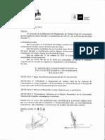 Nuevo Reglamento de Tfl Res 450 2015