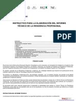 Manual Reporte Tecnico