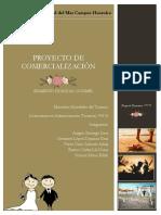 Bodas de Destino- Proyecto de Comercialización Turística MMF