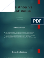 mfet 3810 statistical process control project