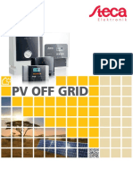 Steca PV Off Grid Catalogue 2014-2015 En