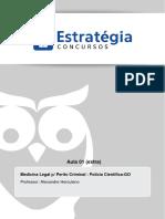 Aula 01 - Extra - Legislação relacionada à Pericia.pdf