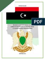 Estado de Libia - portafolio modelo onu