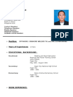 Darryl Jimenez Suan_updated Resume