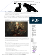 Ravens N' Pennies_ Gamemaster's Guidepost_ a GM's Guide to Ritual Path Magic Spell Creation