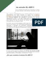 El Método de Estudio EL SE3R